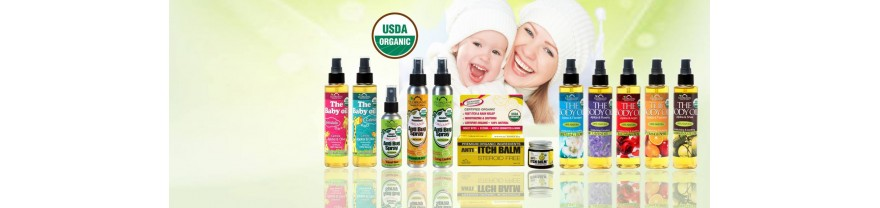 美國 US Organic 防蚊液