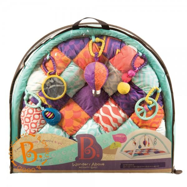 美國【B.Toys】感統玩具 熱氣球健力墊  BX1385Z (缺貨中)