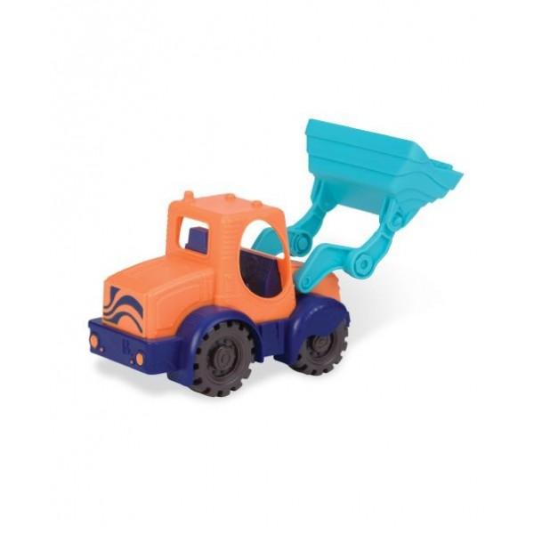 小挖人推土機(亮橘) BX1440Z(缺貨中)