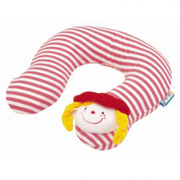 幼童專用汽車護頸枕(茱莉亞) K's Kids Car seat pillon SB001-19