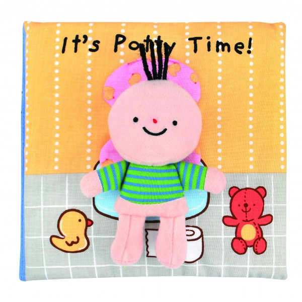 便便時間到囉! It's Potty Time! SB002-44