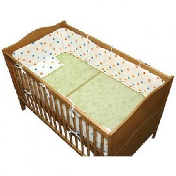 竹炭纖維嬰兒床墊 SB003-16