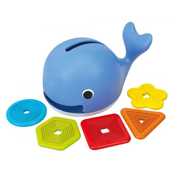 愛吃形狀的鯨魚 SB004-61