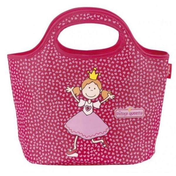 德國【SIGIKID】_兒童手提袋-粉紅女王 24497