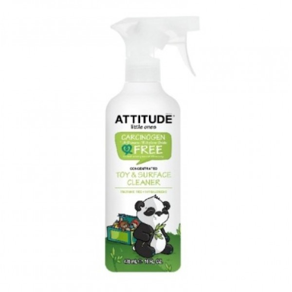 ATTITUDE 艾特優 玩具表面清潔劑   AM10159